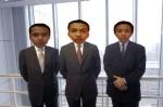trio president